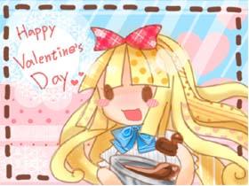 张一益valentine's day口琴谱半音阶口琴ACG谱