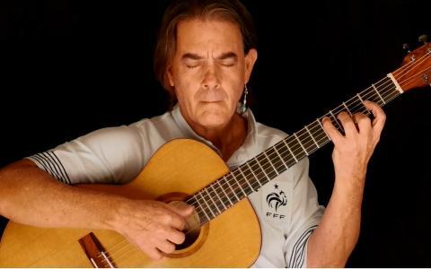 吉他教学——怎样弹好民谣吉他?