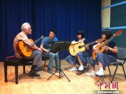 吉他教学——关于转调 吉他编曲的方法