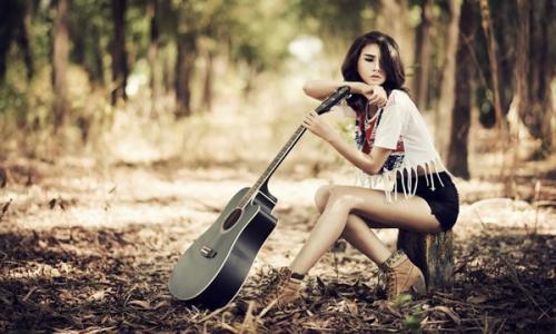吉他教学——吉他乐理的基本组成