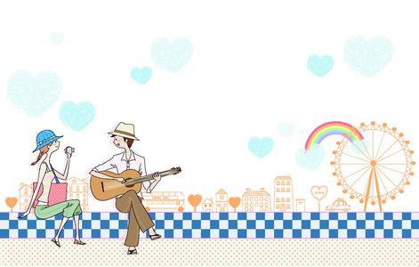吉他教学——简单说说吉他的几大特点