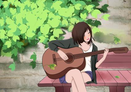 吉他教学——如何训练音色感?